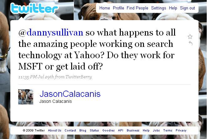 Twit JC