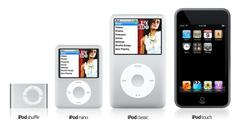 New_ipod_family